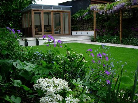 North london garden design london fields based garden for Garden design north london