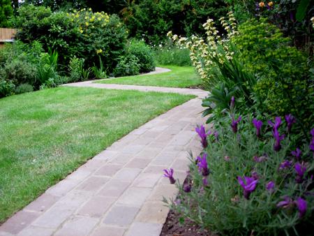 North london garden design contemporary garden design in for Garden design east london