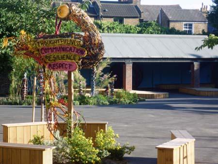 North London Garden Design Contemporary garden design in London
